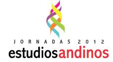 Jornadas de Estudios Andinos 2012
